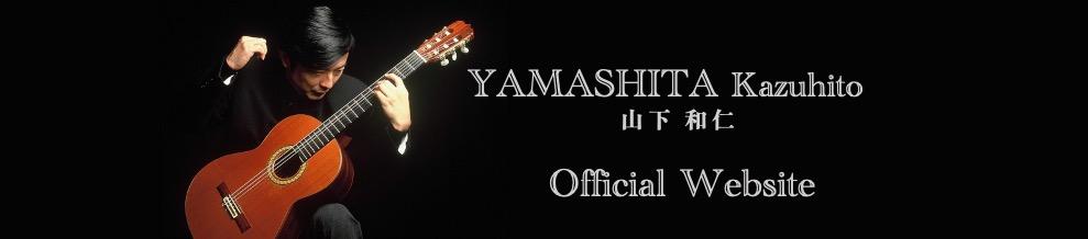 YAMASHITA Kazuhito Official Website